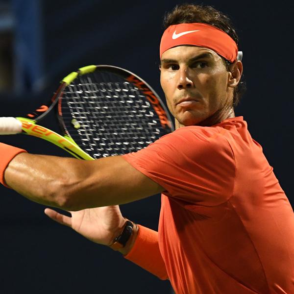 Premier Live Atlanta Challenge Rafael Nadal